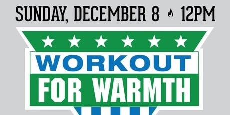 Workout For Warmth tickets