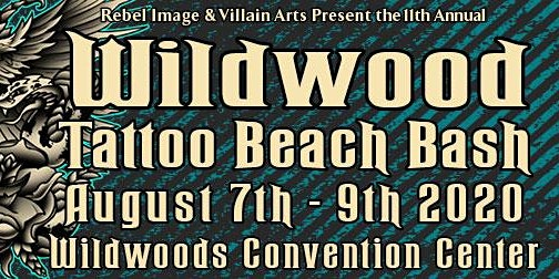 11th Annual Wildwood Tattoo Beach Bash