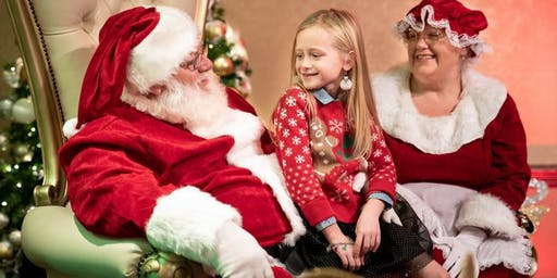 FREE Professional Photographs with Santa Claus, Christmas Treats, Crafts..!