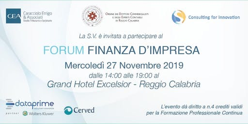Forum Finanza D'Impresa