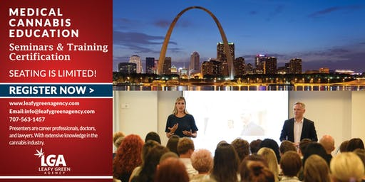 Missouri Medical Marijuana Dispensary Staff & Operations Training- St. Louis