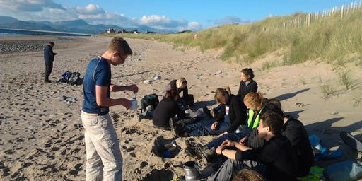 DofE Open Gold Qualifying Expedition, Rhinogs 5 Days
