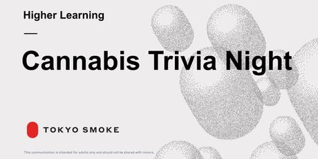 Higher Learning: Cannabis Trivia Night tickets