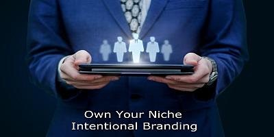 """Own Your Niche - Intentional Branding!"" 3 Hours CE Duluth"