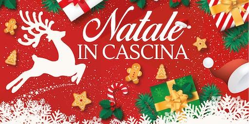 Canti di Natale e arrivo di Rudolph in Cascina Merlata