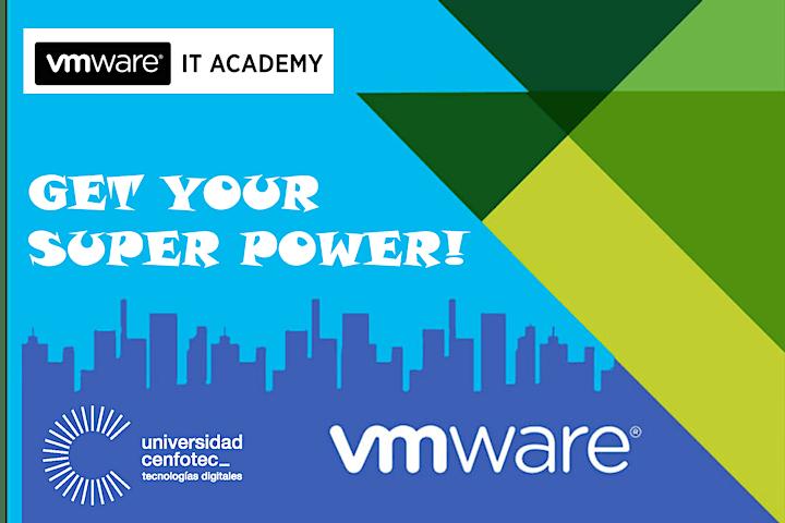 Imagen de VMware Day 2019 - Get your super power!