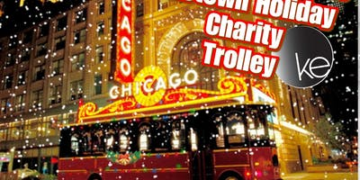 K Essentials Motown Holiday Charity Trolley