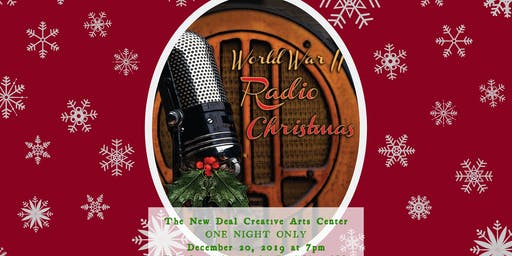 A World War II Radio Christmas