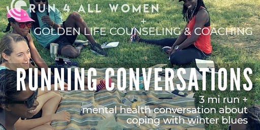 Running Conversations - Coping with Winter Blues