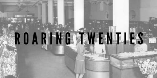 Roaring Twenties New Year's Eve Party at Hotel Covington