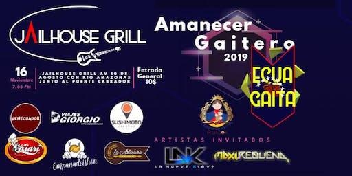 Amanecer Gaitero 2019-ECUAGAITA
