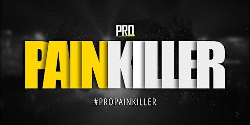 PRO Painkiller -  Wrestling in Dresden LIVE erleben!