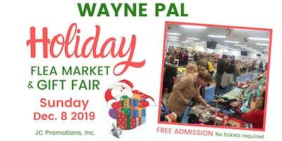 Wayne PAL Holiday Flea Market & Gift Fair