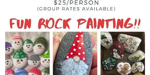 Fun Rock Painting