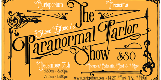 The Paranormal Parlor Show