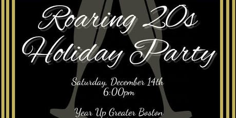 YUBAA Presents: Roaring 20's Holiday Party tickets