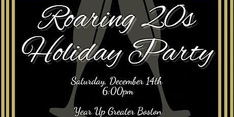 YUBAA Presents: Roaring 20's Holiday Party tickets