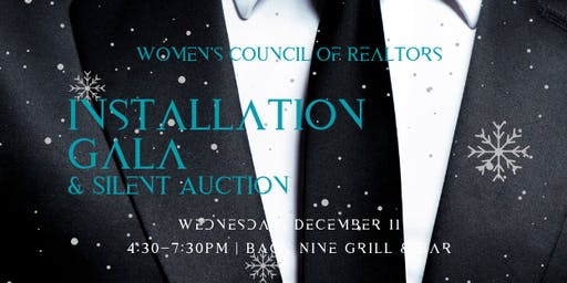 Installation Gala & Silent Auction