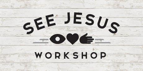 See Jesus Workshop - Williamsburg VA - March 6-7, 2020 tickets