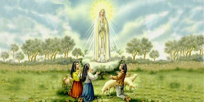 Feat Day Mass for Our Lady of Fatima and Rosary in the Fatima Grotto