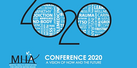 3rd Annual MHA Conference - 2020 Vision  tickets