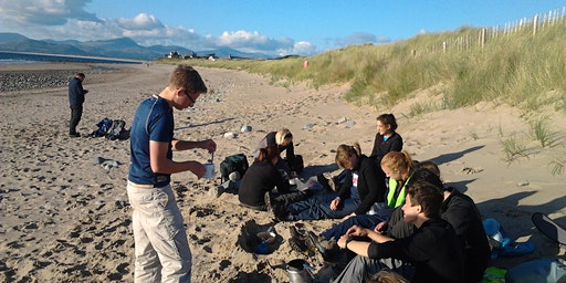 DofE Open Gold Qualifying Expedition. 5 Day - Cambrian Mountains