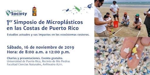 1er Simposio de Microplásticos en las Costas de Puerto Rico