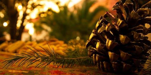 Family Fun - Christmas Hunt and Christmas Craft