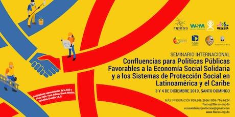 Economía Social Solidaria y Sistemas de Protección Social entradas