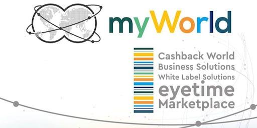 EVENTO MY WORLD - Consumatori e Aziende - Lunedì 18 novembre 2019