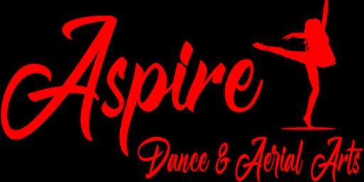 Aspire Arts - Acro-Jazz & Aerial Silks - Age 10-15