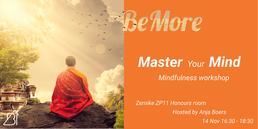 Creating calm in chaos | Mindfulness workshop
