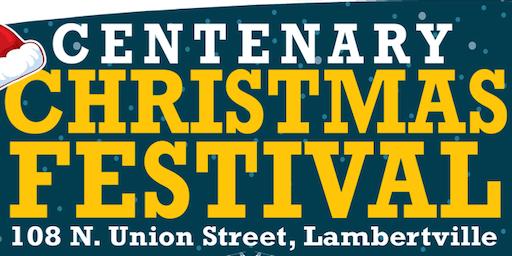 Centenary Christmas Festival