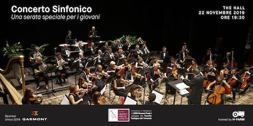 Concerto Sinfonico: una serata speciale per i giovani
