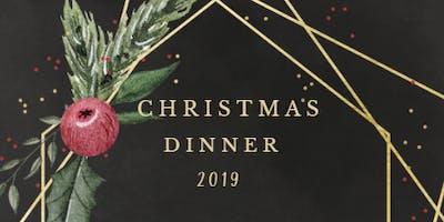GCA & Jet Stream Christmas Dinner