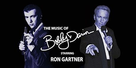 The Music of Bobby Darin Starring Vegas Entertainer Ron Gartner tickets