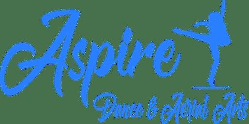 Aspire Arts - Acro-Jazz & Aerial Silks - Intermediate/Advanced (age 8-teen)