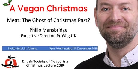 A Vegan Christmas - Meat: The Ghost of Christmas Past? tickets