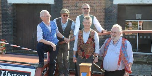 The Shropshire Boatmen - Shanties & Canal Songs