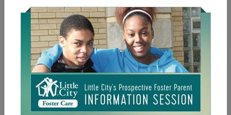Little City's Prospective Foster Parent Information Session tickets
