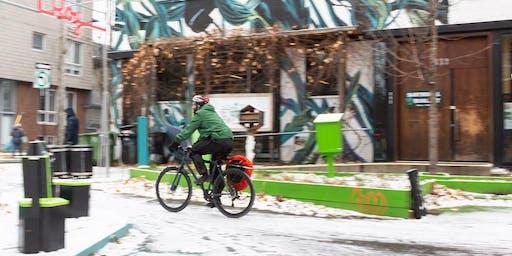 Présentation sur le vélo d'hiver / Winter Cycling Presentation