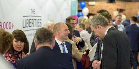 The Liberties Business Forum: Tourism Businesses Networking Morning tickets