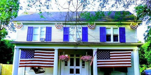 Historic District Guided Tour