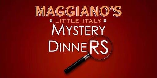 Murder Mystery Dinner - Harm for the Holidays