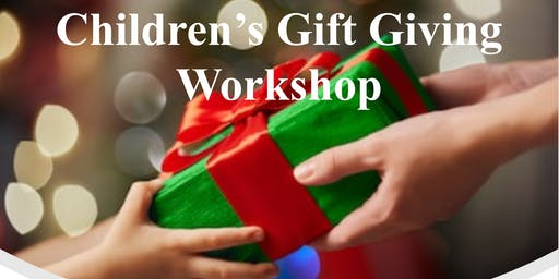 Children's Gift Giving Workshop at Old 690 Brewing Company