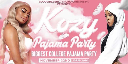 KOZY : College Pajama Party