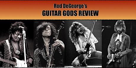 Guitar Gods Review tickets