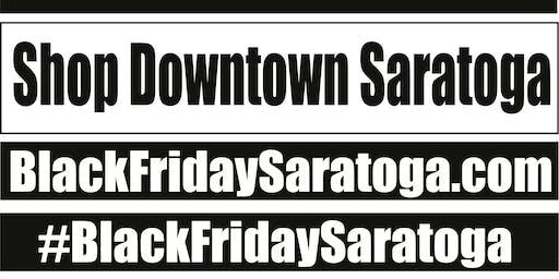 Black Friday SARATOGA 2019