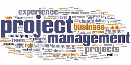 Project Management Fundamentals Class   San Jose, California tickets