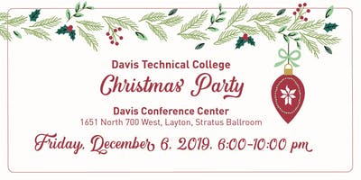 Davis Tech Employee Christmas Party 2019